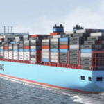 Container shipping giant Maersk lifts its earnings outlook - freight rates high & rising