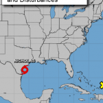 Oil - US Gulf copping it again, this time Tropical Storm Nicholas